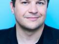 """Guillaume Musso, ecrivain francais. Photographie realisee a l'occasion du 6em salon international du livre au format de poche """"Saint-Maur en Poche"""". St Maur,FRANCE-le 21/06/14"""
