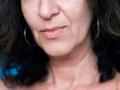 """Rebecca Wengrow, romanciere francaise. Photographie realisee a l'occasion du 6em salon international du livre au format de poche """"Saint-Maur en Poche"""". St Maur,FRANCE-le 21/06/14"""