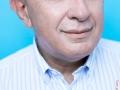 """Jean-Michel Guenassia, ecrivain francais. Photographie realisee a l'occasion du 6em salon international du livre au format de poche """"Saint-Maur en Poche"""". St Maur,FRANCE-le 21/06/14"""