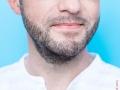 """Hubert Artus, journaliste et auteur francais.Photographie realisee a l'occasion du 6em salon international du livre au format de poche """"Saint-Maur en Poche"""".St Maur,FRANCE-le 22/06/14"""